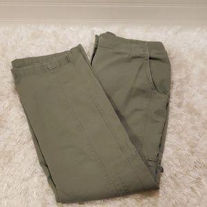 L.L. Bean Women's Petite Cargo Pants